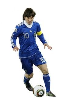Lionel Messi , Argentina National team