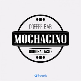 Logo Coffee Bar Mochacino