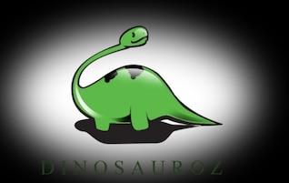 Logo Dinosauroz