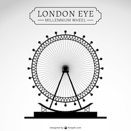 London Eye design