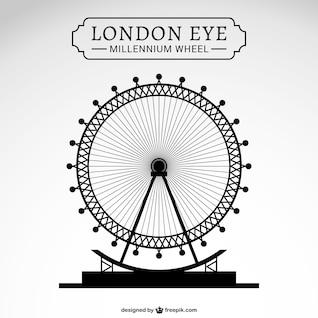 London Eye design