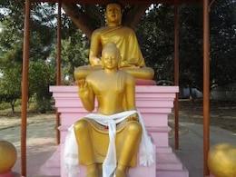 lord buddha  golden
