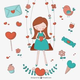 Love drawings