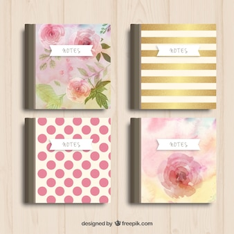 Lovely notebooks
