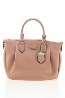 豪華な女性のハンドバッグ