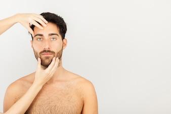 Male beauty care