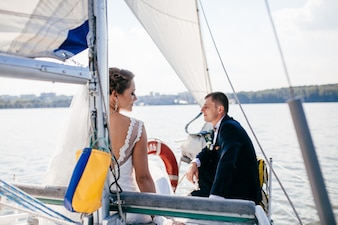 男の優しい結婚幸福のポート