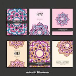 Mandala brochures