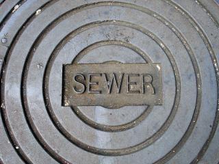 Manhole, metal