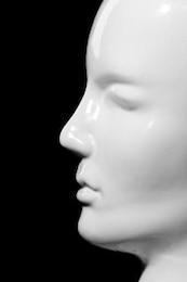 Mannequin Close-up