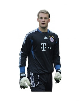 Manuel Neuer , Bayern munich Bundesliga