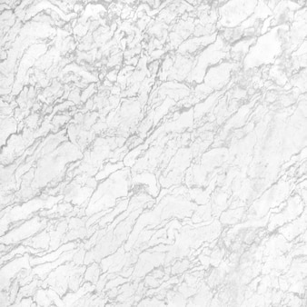 Marble white surface