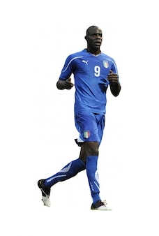 Mario Balotelli , Italy National team