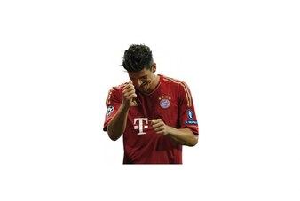 Mario Gomez , Bayern munich Bundesliga