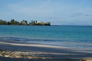 Martinique island, plage, beach