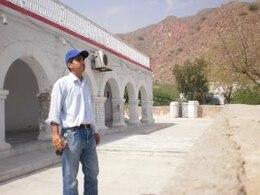 Me at Khewra Salt Mines, Jhelum, PK
