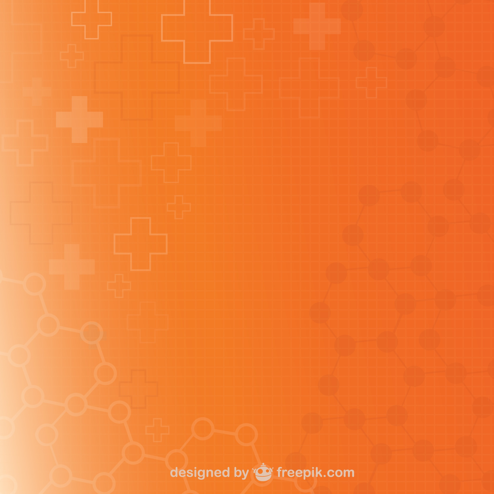 Medical vector free background