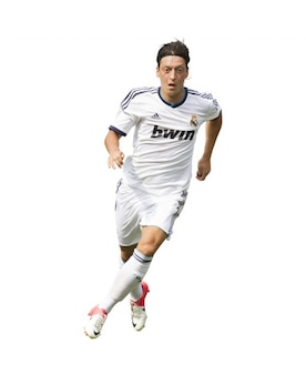 Mesut ozil   real madrid la liga