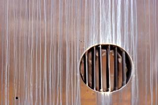 Metal drain