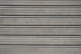 Metal shutter background
