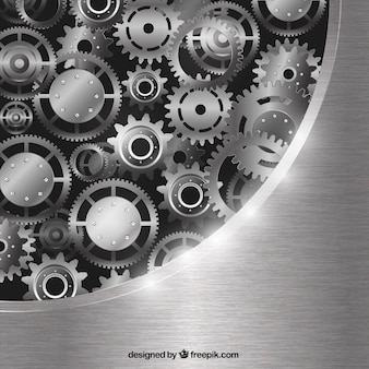 Metallic gears