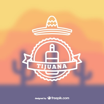 Mexican Tijuana logo