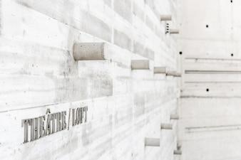 Minimalism architecture building wall