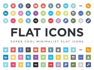 Minimalist Social Media Icon Set