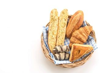 Mix bread
