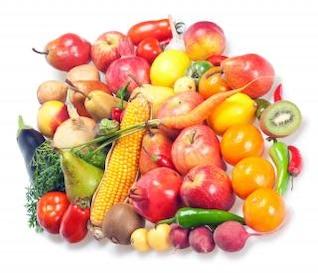 mixed fruits  vitamin