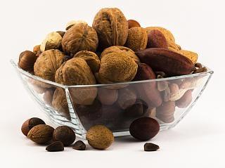 Mixed nuts  nutshell