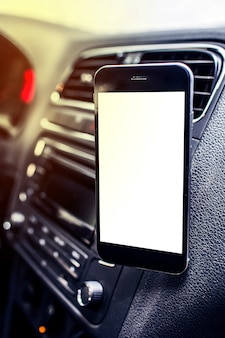 Mobile phones in the car