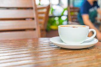 コーヒーショップのモッカ