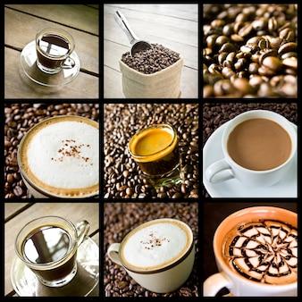 Mocha latte taste brown roast