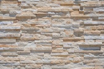 Modern brick wall for background