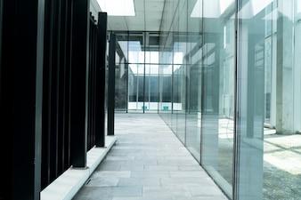 Modern building access