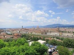 Monumental city