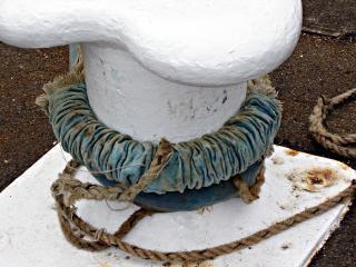 Moor-ring, secure