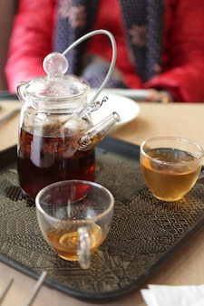 Moroccan brew