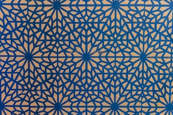 Morocco tiles background