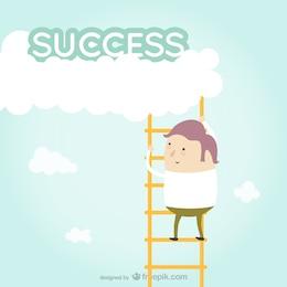 Motivational success vector