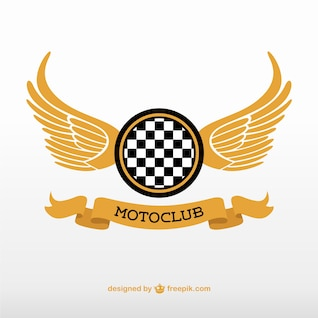 Motoclub logo vector