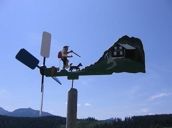 Mountains kappler windspiel pronten allgu alpe