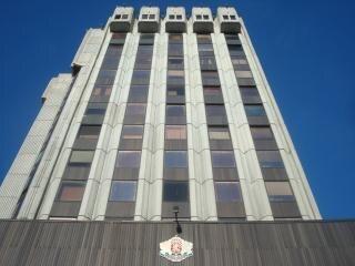 municipality building  varna  bulgaria
