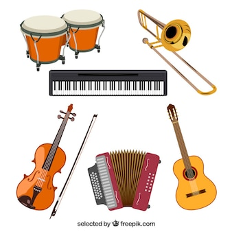 楽器コレクション