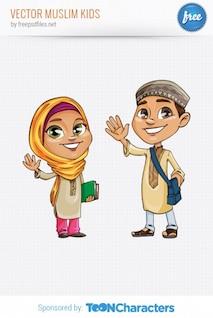 Muslim people