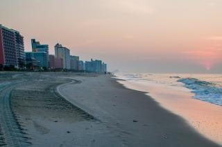 myrtle beach south carolina  idyllic