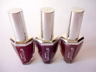 Nail Polish, color, bottles