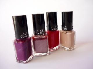 Nail Polish, nail, red