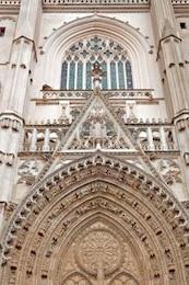 nantes cathedral  sculpt